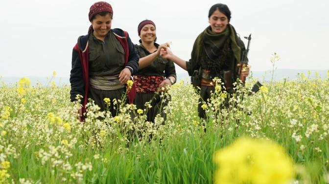 Altıncı yıldönümünde Rojava kadın devriminin anlamı üzerine